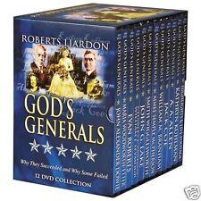 Gods Generals Collection (DVD, 2005, 12-Disc Set)