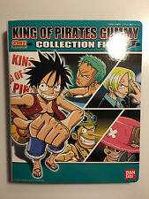 One Piece Classeur Gumica - King Of Pirates Gummy - Collection File