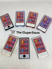 Apple iPod Nano 7th or 8th Generation 16GB ( Various Colors-See Below)