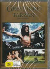 GREYSTOKE THE LEGEND OF TARZAN LORD OF THE APES - NEW DVD - FREE LOCAL POST