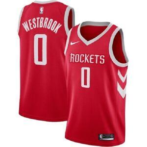 Nike NBA Youth Houston Rockets Russell Westbrook #0 Swingman Icon Jersey