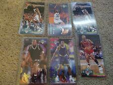1993-94 fleer NBA Jam Session Michael Jordan. LOT OF 6 SHAQ WEBBER HARDAWAY