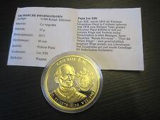 Medaille, Die Päpste der Neuzeit, Leo  #1459