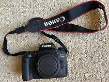 Canon EOS 760D 24.2MP Digital SLR Camera Lowepro Camera Bag