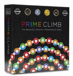 Math for Love Prime Climb Mathematical Game : MENSA : New / Sealed