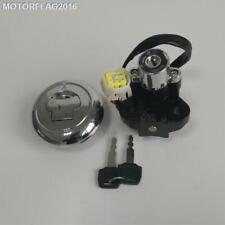 Ignition Lock key Set & Fuel Cap for Keeway Superlight 125 150 / Vento Rebellian