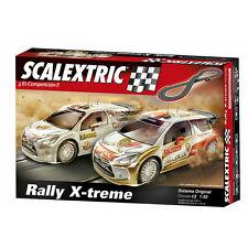 CIRCUITO SCALEXTRIC C2 RALLY X-TREME SCX A10162S500