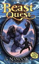 Nanook the Snow Monster: Series 1 Book 5 (Beast Quest),Adam Blade
