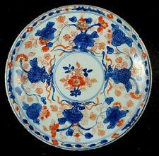 Assiette porcelaine Chinoise - IMARI  - XVIII°  China Porcelain