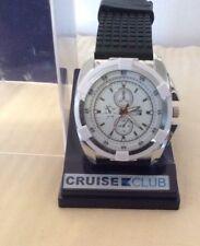 Cruise Club Silicone Band Mans Watch  Fashion Sport  FW