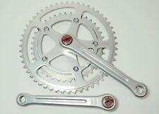 SR SAKAE APEX-5 BICYCLE ALLOY 52/40 TOOTH JIS SQUARE 170 MM CRANK SET 9/16 118