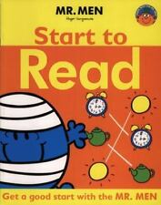 Start to Read (Mr. Men and Little Miss) by Hargreaves, Roger