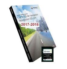 RENAULT 2009-2010 Navigation Carminat TomTom SD CARD 2018 EUROPE V 9.85