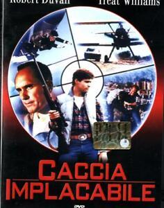 Caccia Implacabile. Robert Duvall DVD in Italiano Versione da edicola