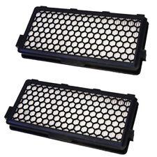 2x HQRP Aktiver HEPA-Filter für Miele SF-AH50 AH50 05996883 05996882 07226170