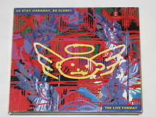 U2 - Stay (Faraway, So Close!) The Live Format Red CD 1 (The swing Format) ONLY