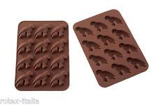 Stampo cioccolato pappagalli silicone Silikomart SM08 parrots pappagallo Rotex