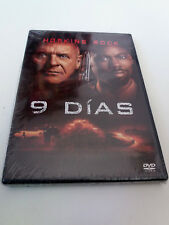 "DVD ""9 DIAS"" PRECINTADO SEALED JOEL SCHUMACHER ANTHONY HOPKINS CHRIS ROCK"