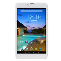 MTK6582 Quad Core 512M RAM 8G ROM Android 5.0 7 Inch Dual SIM 2G/3G Phablet- Gol