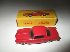 Dinky Toys 24J Alfa Romeo 1900 Super Sprint 60er Jahre OVP