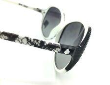 SPY+ Optics Edyn Sunglasses 670283788044 EDBW35 White Lace Frame Black Fade Lens