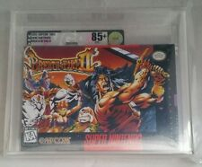 Breath of Fire II: (Super Nintendo, SNES) NEW SEALED VGA 85+, GOLD!
