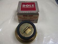 DOLE 1940-54 CHRYSLER & IMPERIAL 1940-50 DODGE 1954 HUDSON THERMOSTAT DV-3H