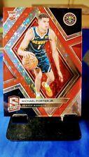🔥2018-19 Spectra Michael Porter Jr. Rookie RED Prizms / 99 😈 NM-MT 🔥 🔥