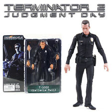 NECA Terminator 2 Judgment Day T-1000 Galleria Mall PVC Action Figurines Toy