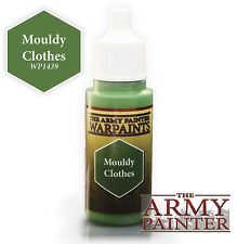 The Army Painter WP1439 Acrylic Warpaint Mouldy Clothes 18ml Bottle 1st Post