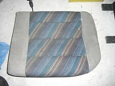 Sitzkissen Sitz hinten links Seat pillow rear left Lancia Delta Integrale
