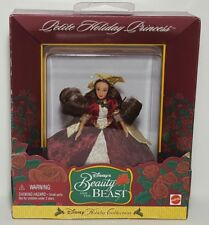 1988 Beauty and the Beast Petite Disney Petite Christmas Ornament Vintage New