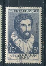 Timbre/Stamp - France -  N° 1067   Oblitéré  - 1956 - TTB - Cote:  7 €