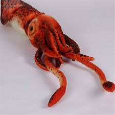 """Giant Squid 31.5"""" Plush Stuffed Sea Animal Toy Soft Toys Christams Gift and Boys"""