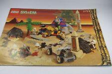 LEGO Manual De Instrucciones Nº 5978 Aventuras Das Geheimnis la esfinge