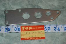 NOS Suzuki RM500 RM 500 1984 OEM Inner Plate Chain Guide 61342-14240