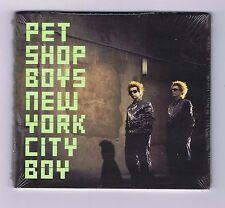 CD SINGLE PROMO (NEW) PET SHOP BOYS NEW YORK CITY BOY