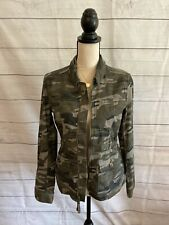 NEW Express Camo Utility Jacket X-small ~ Retail $88