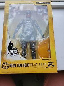 Play Arts Kai Metal Gear Solid Peace Walker Snake Sneaking Suit ver. Square Enix