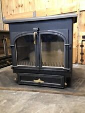 CLEARVIEW 650 WOOD/ MULTIFUEL stove woodburner