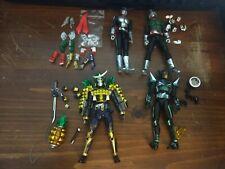 S.H. Figuarts Kamen Rider Gaim Pine Arms Kickhopper Super 1 Kamen Rider 1 Ichigo