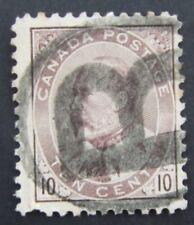 1903 Canada 10 CENTESIMI FRANCOBOLLO Edoardo VII