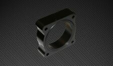 Throttle Body Spacer (Black): Fits Ford Focus ST 2013+ by Torque Solution