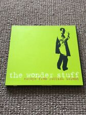 The Wonder Stuff Escape From Rubbish Island DigiPack Music Cd Collection Bundle
