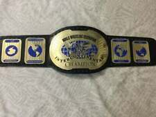 WWF NEW INTERCONTINENTAL IC OVAL CHAMPIONSHIP WRESTLING BELT REPLICA