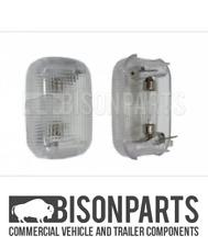 * FORD TRANSIT MK6, MK7 2000-2013 Intérieur Feu Arrière Lampe & Ampoule TRA424 x1 POST 1