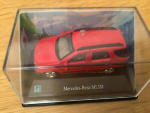 CARARAMA - MERCEDES-BENZ ML.320 1/72 SCALE / 00 GAUGE MODEL CAR