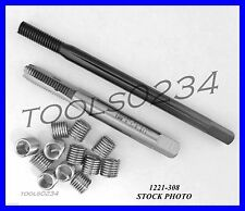 Perma Coil 1221-308 M8x1.25  Metric Thread Repair Insert Kit 8MM USA Fits Heli