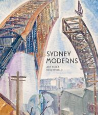 ART GALLERY OF N.S.W. SYDNEY MODERNS - ART FOR A NEW WORLD