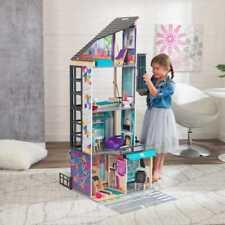 Kidkraft Bianca City Life Dollhouse | Large Skyscraper Style Dollhouse